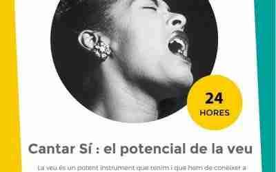 Taller de canto y coaching – Inicio: 04/07/2019