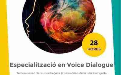 A punto la tercera fase del curso «Voice Dialogue» – Inicio: 27/09/2019