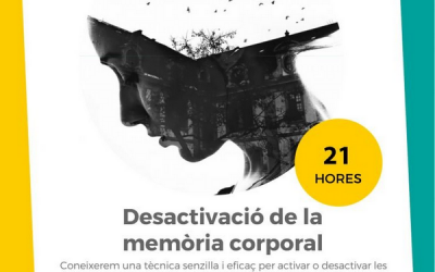 Desactivación de la memoria corporal (DMC) – Inicio: 13/12/2019