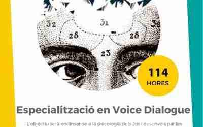 Curs d'especialització en Voice Dialogue
