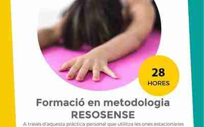 Curs de formació en metodologia RESOSENSE