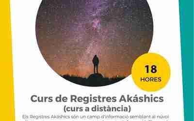 Curs (a distància) de registres akáshics
