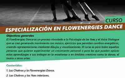 Curs de Flowenergies Dance