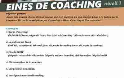 curso sobre herramientas de coaching