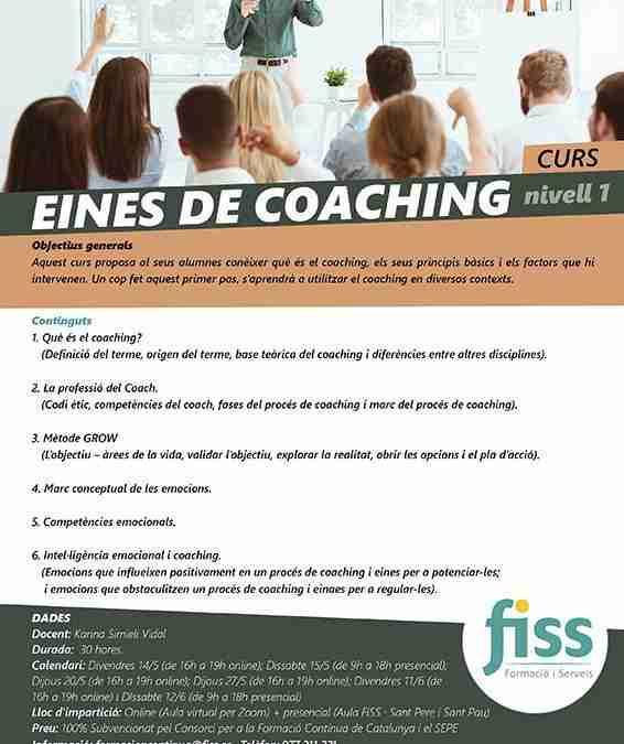 Curs sobre eines de coaching