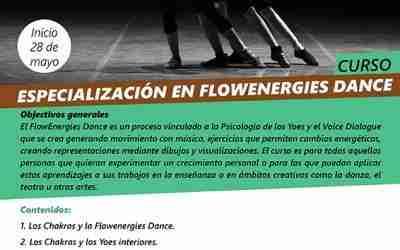Curso de Flowenergies Dance