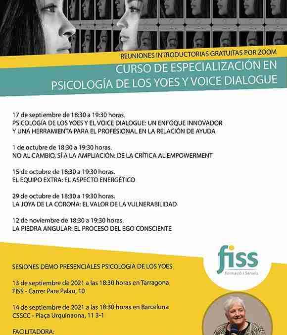 Reunions gratuïtes prèvies al curs sobre psicologia dels jos