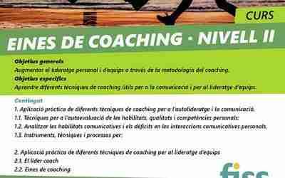 Curs de coaching nivell 2
